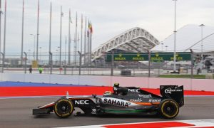 Force India upbeat in America
