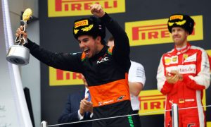 'Very aggressive' Force India delights Fernley