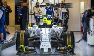 Williams makes changes to faulty dampers