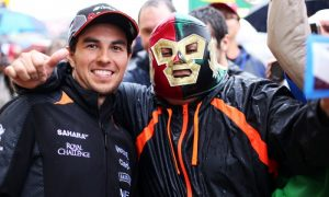 Perez bracing for first ever home race