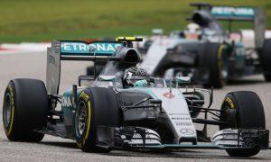 'Gust of wind' caused Austin error - Rosberg