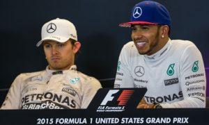 """""""No need for talks with Nico"""" says Hamilton"""
