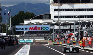 LIVE: Mexican Grand Prix - FP3