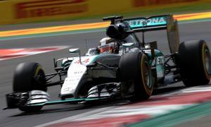 Set-up not perfect for quali but good for the race - Hamilton