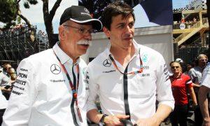 Daimler boss: Mercedes had to 'raise the bar again'