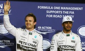 Rosberg: It has been close all season with Lewis