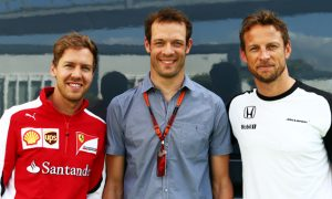 Ex-F1 racer Wurz bows out of motor racing