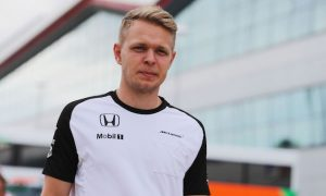 Magnussen to test DTM for Mercedes