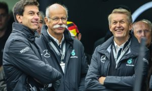 Mercedes 'desperate' in attempts to stop 2017 changes