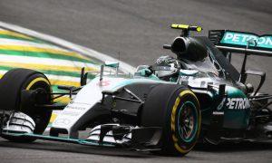 Hamilton gap 'definitely not the real picture' - Rosberg