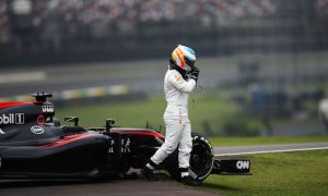 Alonso wants more Honda problems