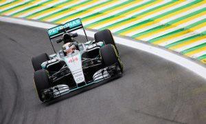 Hamilton edges Rosberg in FP3 despite spin