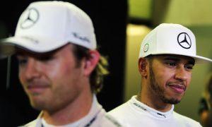 Hamilton explains reasons for Rosberg resurgence