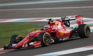 Raikkonen plays down tyre advantage