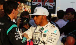 """Hamilton behaved like a """"spoilt child"""" after title - Villeneuve"""
