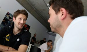 Haas could surprise a few people - Grosjean