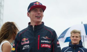 Verstappen gets 2016 Laureus Awards nomination