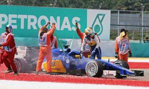 Ericsson put himself under too much pressure