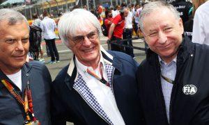 Ecclestone still expects new engine formula