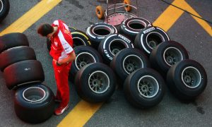Three F1 tyre compounds to choose from in 2016