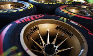 Teams must choose Australia tyre compounds next week