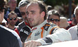 Kubica worried arm limitations could hamper WEC hopes