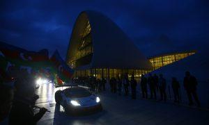 Baku race set for evening start, Le Mans clash