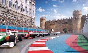 VIDEO: Take a lap around Baku City Circuit