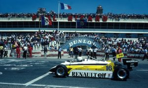 1982 French GP: A French touch of clash...