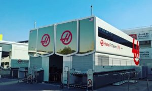 Haas brings forward new car launch