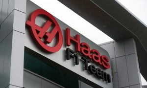 New Haas shakes down in Barcelona