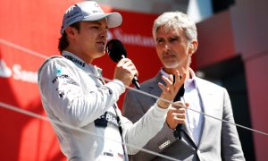 Hill expects Hamilton to face 'more formidable' Rosberg