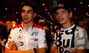 Ocon 'impressed' by ex-rival Verstappen's F1 debut