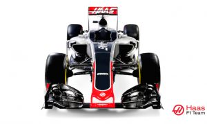 VIDEO: The Haas VF-16 on track