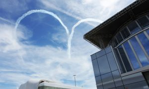 F1 love is in the air