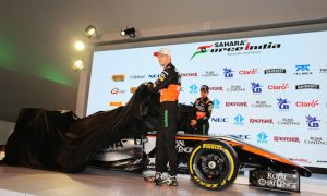 Force India to launch on morning of first test