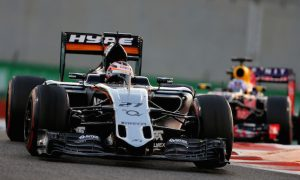Hype extends Force India sponsorship for 2016