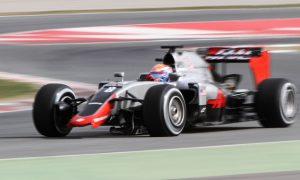 Haas' target of points is realistic - Grosjean