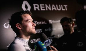 Palmer endures 'disappointing' day for Renault