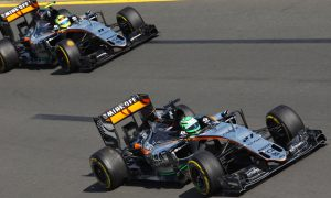Red flag 'ruined' Force India strategy