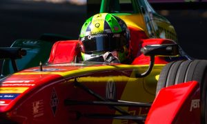 Di Grassi reclaims FE points lead with Mexico ePrix win