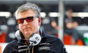 Force India looking for fifth or better in 2016