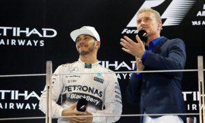Coulthard takes aim at Hamilton's social life