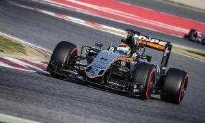Perez senses belief in Force India