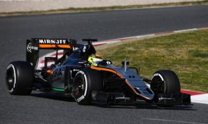 Force India still struggling with tyre degradation