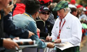 'Formula 1 still very attractive', says Jackie Stewart