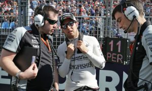 Perez feeling confident for Bahrain