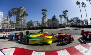 Di Grassi wins, Buemi falters at Long Beach