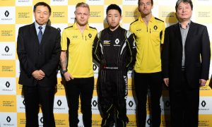 Renault adds Chinese karting ace Sun Yue Yang to junior roster