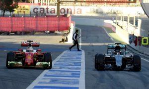 Ferrari hasn't shown what it can do yet - Rosberg